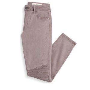 Pistola Pale Purple/Grey Moto Pants